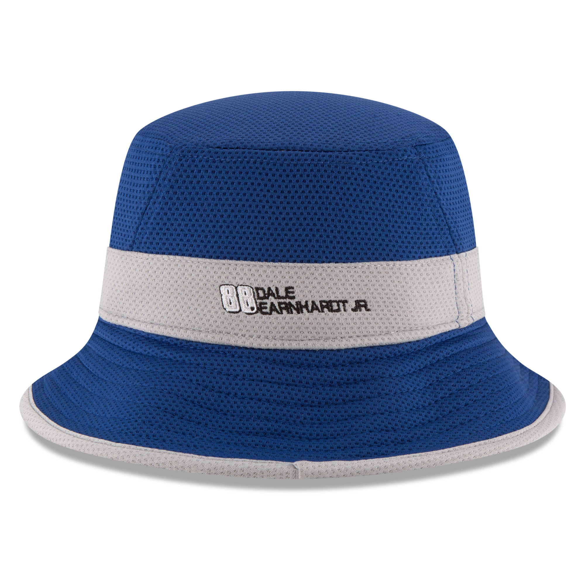 Dale Earnhardt Jr. New Era Training Bucket Hat - Royal - OSFM