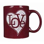 CB Gift 75529 Mug - Written Reflections - Love - 11 oz.