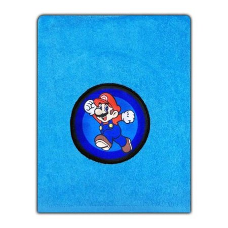 (Nintendo Super Mario World The Game Continues Bath Towel)
