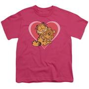 Garfield Cute N'Cuddly Big Boys Shirt