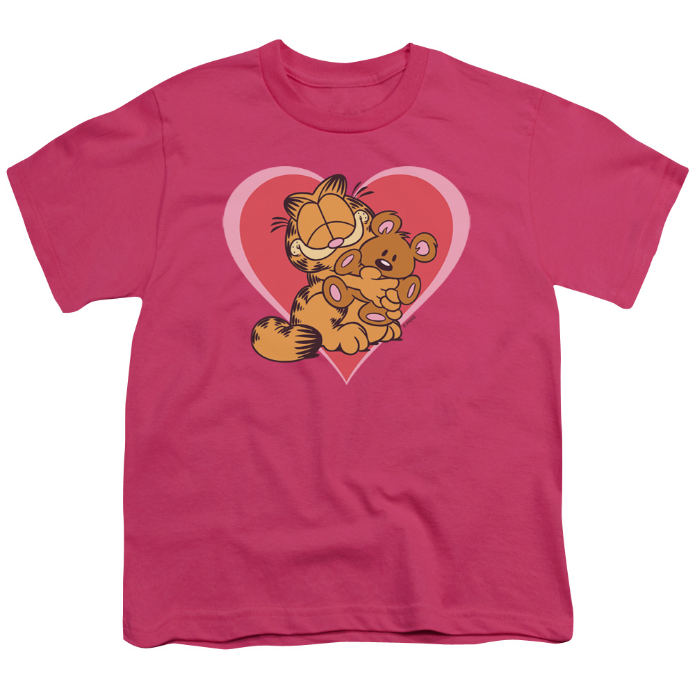 Garfield Cute N'Cuddly Big Boys Shirt