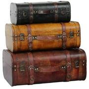 Decorative Antique Style Suitcases