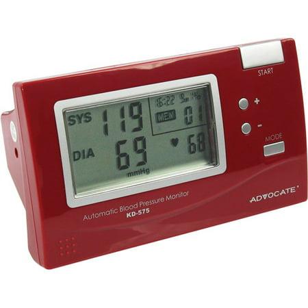 Advocate Arm Blood Pressure Monitor   Medium Cuff