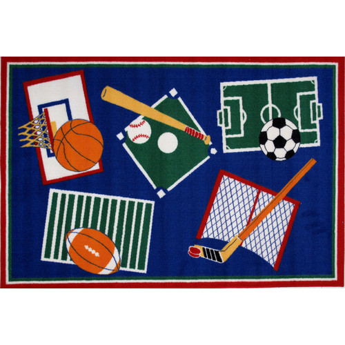 Fun Rugs Fun Time Kids Rug
