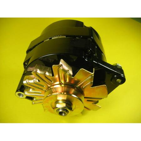 DB Electrical HO-ADR0335 / 10SISE-BLACK POWDER-140 AMP NewAlternator for Powder Coated Chevy High Amp Output 65 66 67 68 69 70 71 72 73 74 75 76 77 78 79 80 81 82 83 84 85 Black Powder Coated Chevy