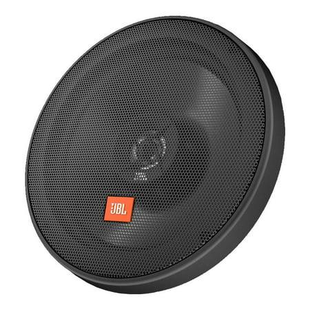 JBL Stage 602 6.5 Inch 45W RMS 4 Ohm Coaxial Car Audio Speakers, Black (Pair) (Car Speakers Jbl Sub)