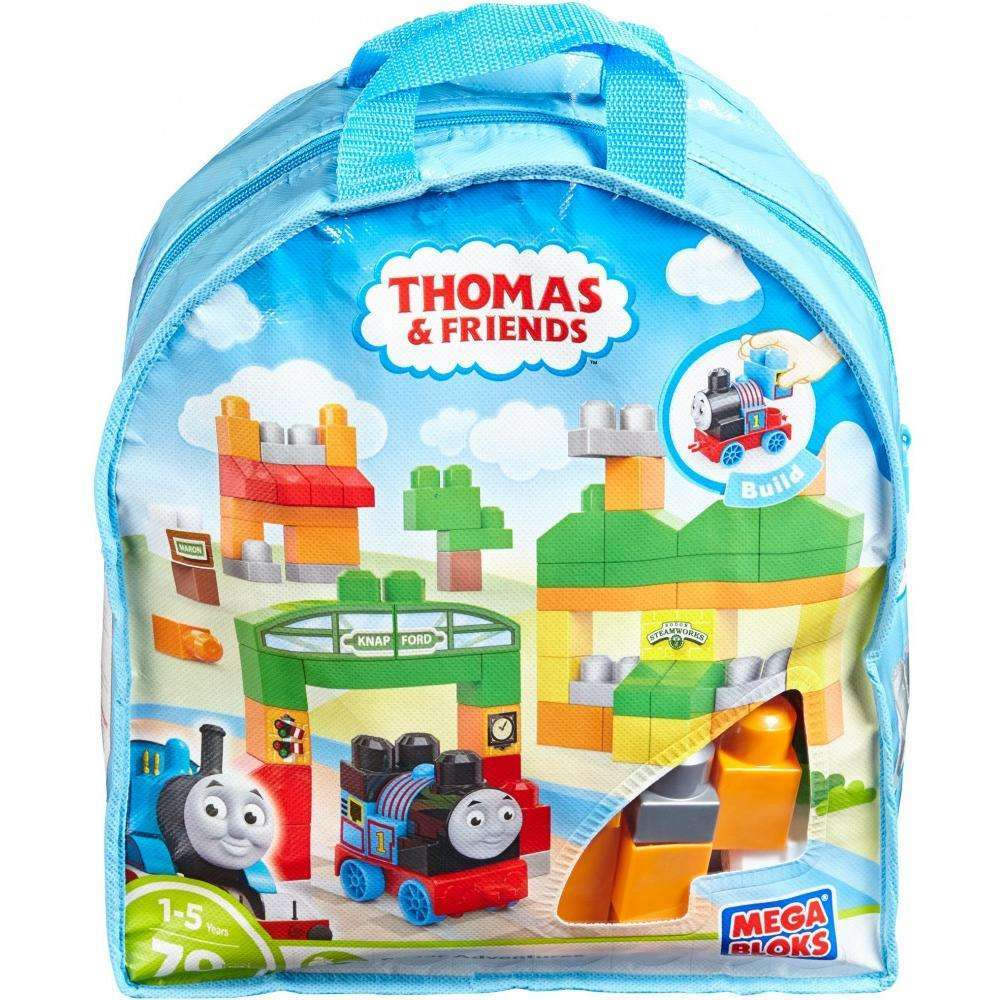 Mega Bloks Thomas & Friends Thomas Sodor Adventures Building Set by Mega Bloks