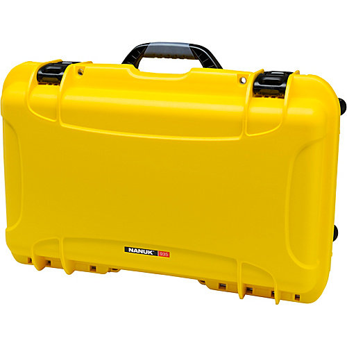 NANUK CASES Case,22 In Lx14 In Wx9 In D,Orange 935-1003