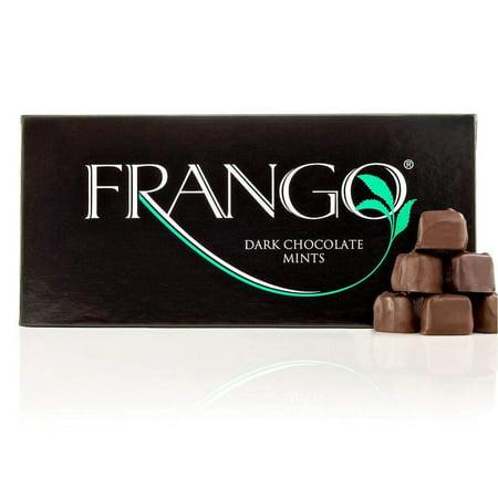 16 Chocolate - Frango Dark Chocolate Mint- 45 Pieces (16 Oz)