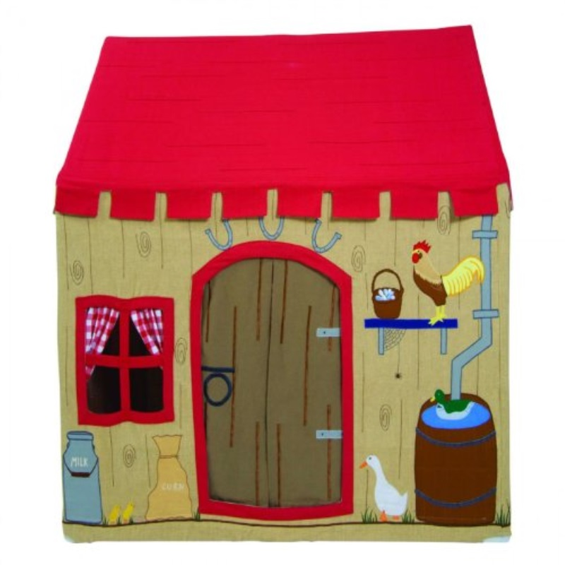 Win Green SBARN Barn Playhouse44; Small Playhouse44; Small