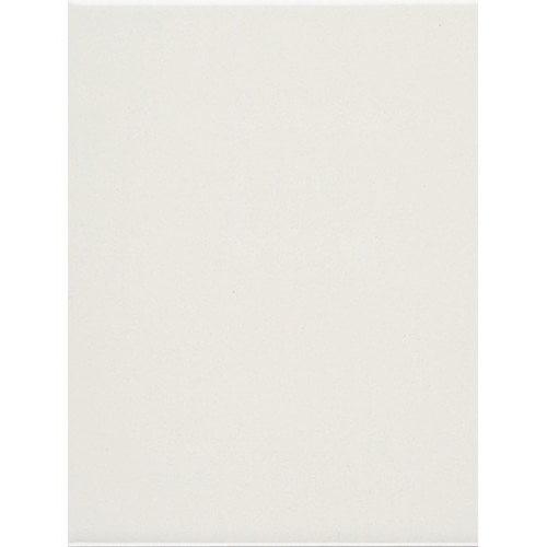 Daltile Polaris 8'' x 6'' Glazed Field Tile in Gloss Almond