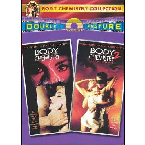Body Chemistry / Body Chemistry 2: Voice Of A Stranger (Full Frame)