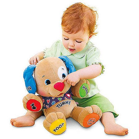 Fisher-price Laugh & Learn Learning Pupp