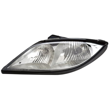 2003 2005 Pontiac Sunfire Driver Left Side Headlight Lamp Embly