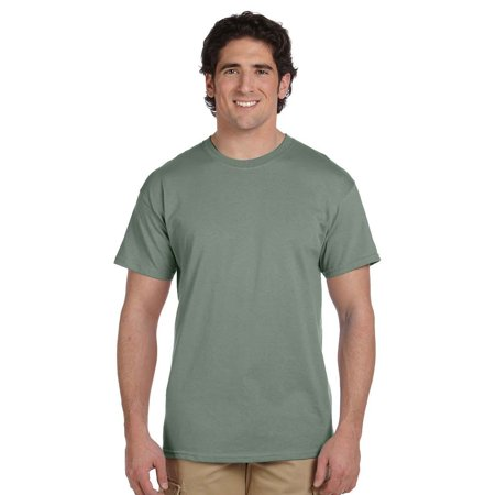 Fruit of the Loom Heavy Cotton T-Shirt, Pack of 6