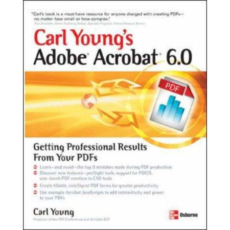 Carl Youngs Adobe Acrobat 6 0