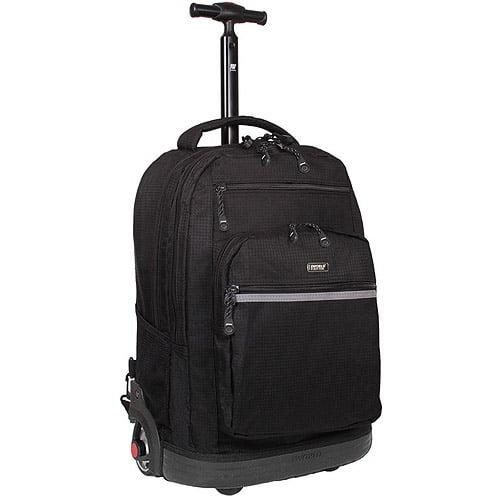 "J World Sundance 20"" Rolling Laptop Backpack"