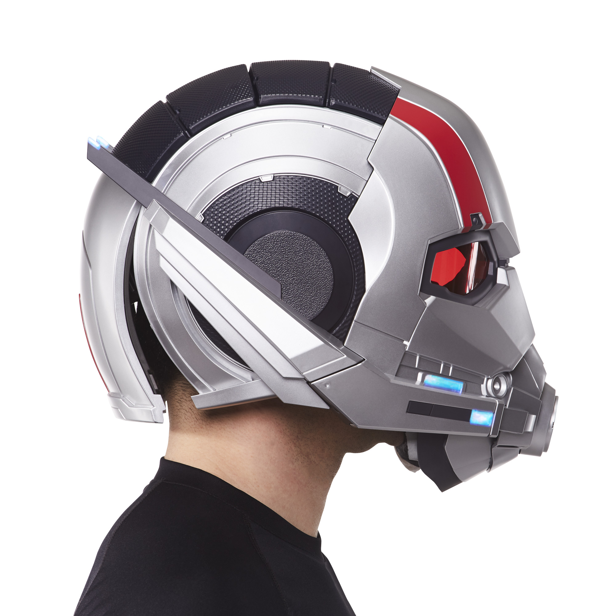 LED Lights UD Avengers Marvel Legends Series Ant-Man Electronic Helmet