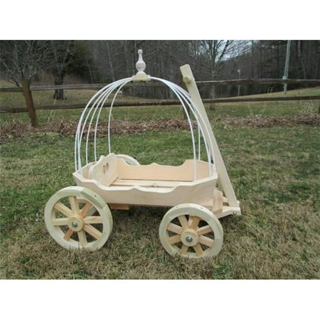 Angel Cinderella Carriage, Unfinished (Homemade Cinderella Carriage)
