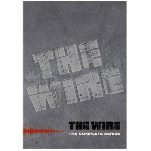 WIRE-COMPLETE SERIES (DVD/23 DISC/RE-PKG/2011)