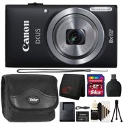 Best Compact Dslr Cameras - Canon Powershot Ixus 185 / ELPH 180 20MP Review