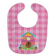 Easter Rabbit's House Baby Bib BB6899BIB