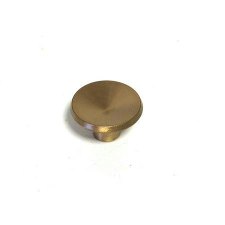 1/2' Brass Knob (1-1/2