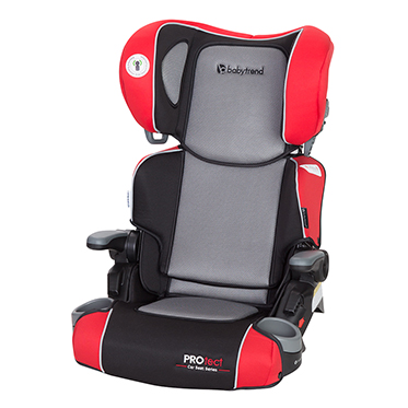 BABY TREND PROTECT BOOSTER CAR SEAT - RILEY