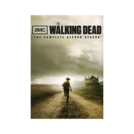 The Walking Dead: The Complete Second Season (DVD) (Walking Dead Makeup)