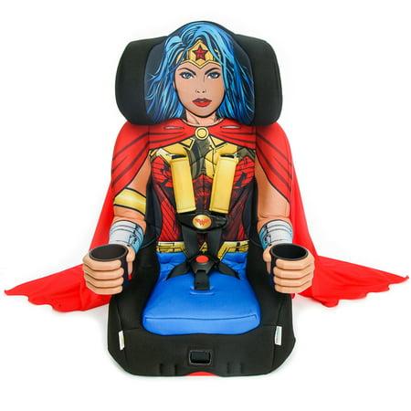 KidsEmbrace DC Comics Wonder Woman Combination Booster Car Seat