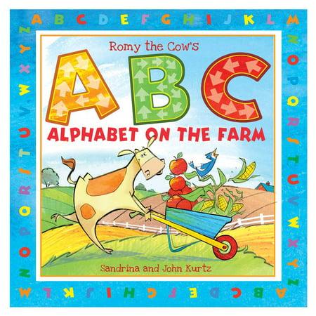 Romy the Cow's ABC Alphabet on the Farm