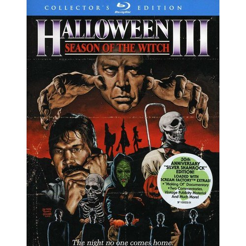 Halloween III: Season Of The Witch (Collector's Edition) (Blu-ray)