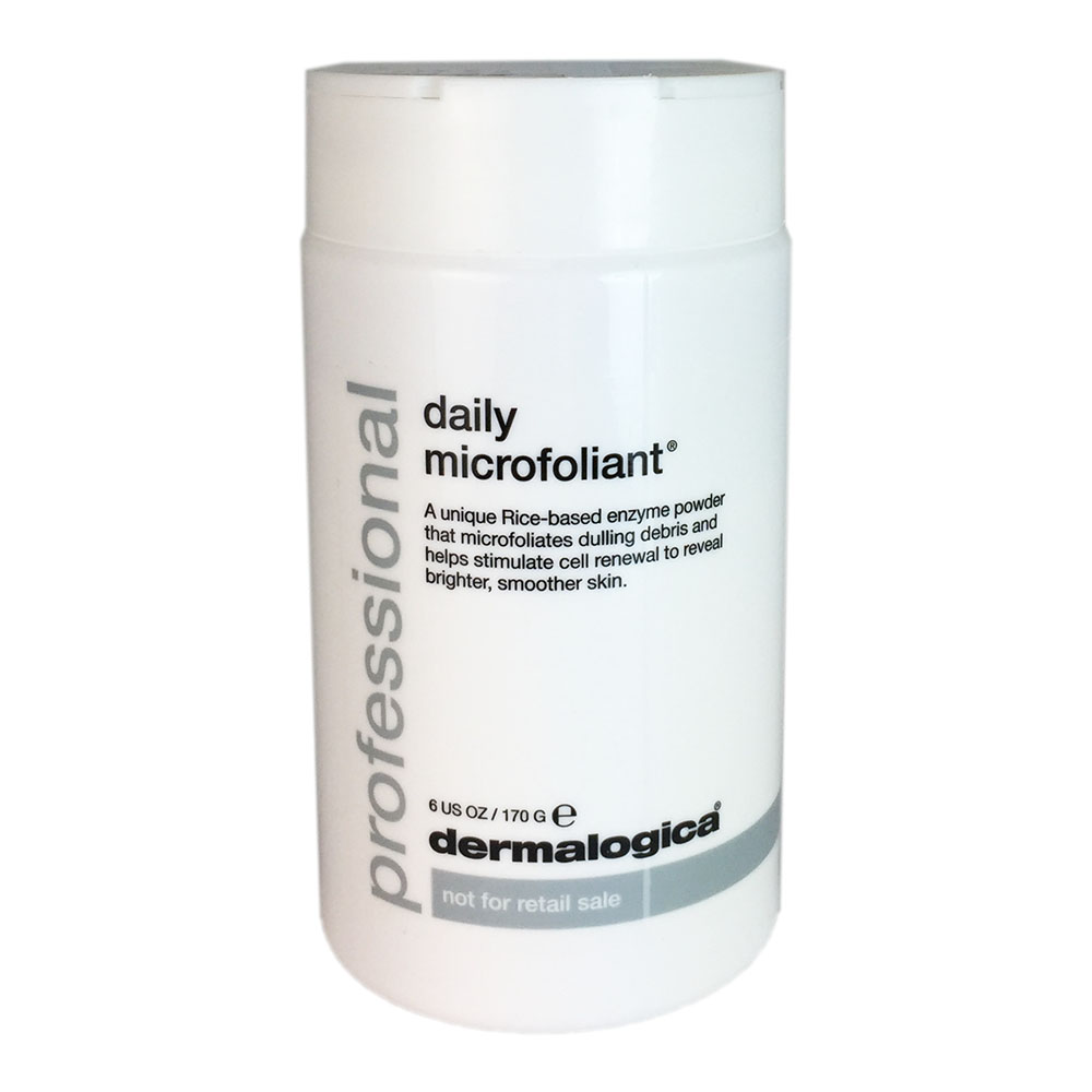 dermalogica daily microfoliant test