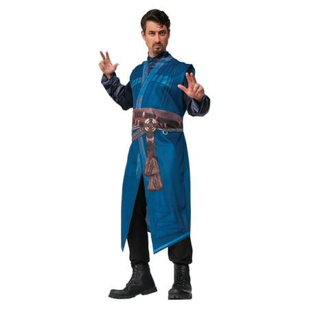 Love Doctor Costume - Marvel's Doctor Strange Robe Adult Costume