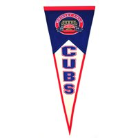 """Chicago Cubs 13"""" x 32"""" Stadium Series Pennant - No Size"""
