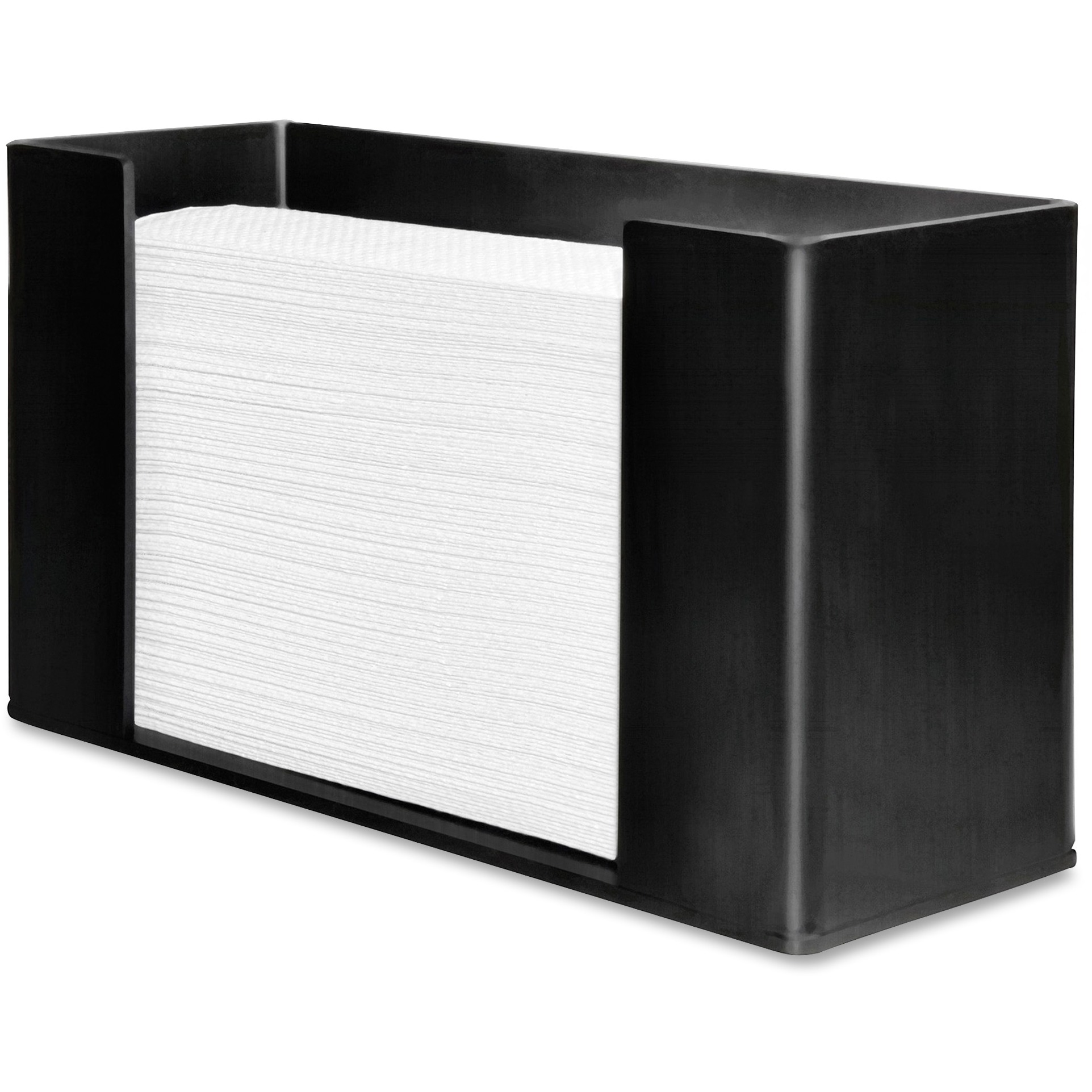 "Genuine Joe Folded Paper Towel Dispenser, 6.8"" x 11.5"" x 4.1"", GJO11524"