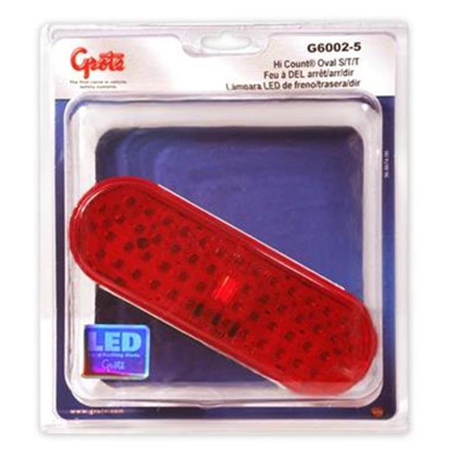 GROTE PERLUX G60025 Tail Light Assembly - LED Hi Count