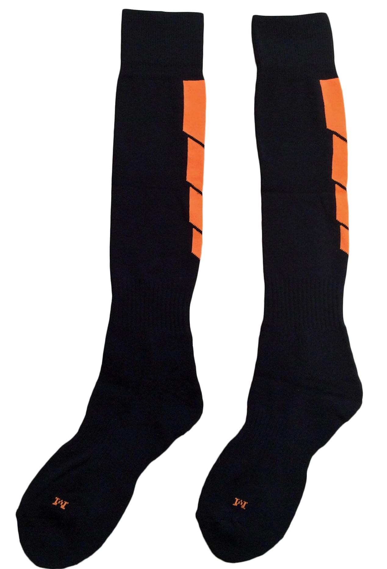 Lian LifeStyle Boys 1 Pair Knee Length Sports Socks Striped Size XS//S//M