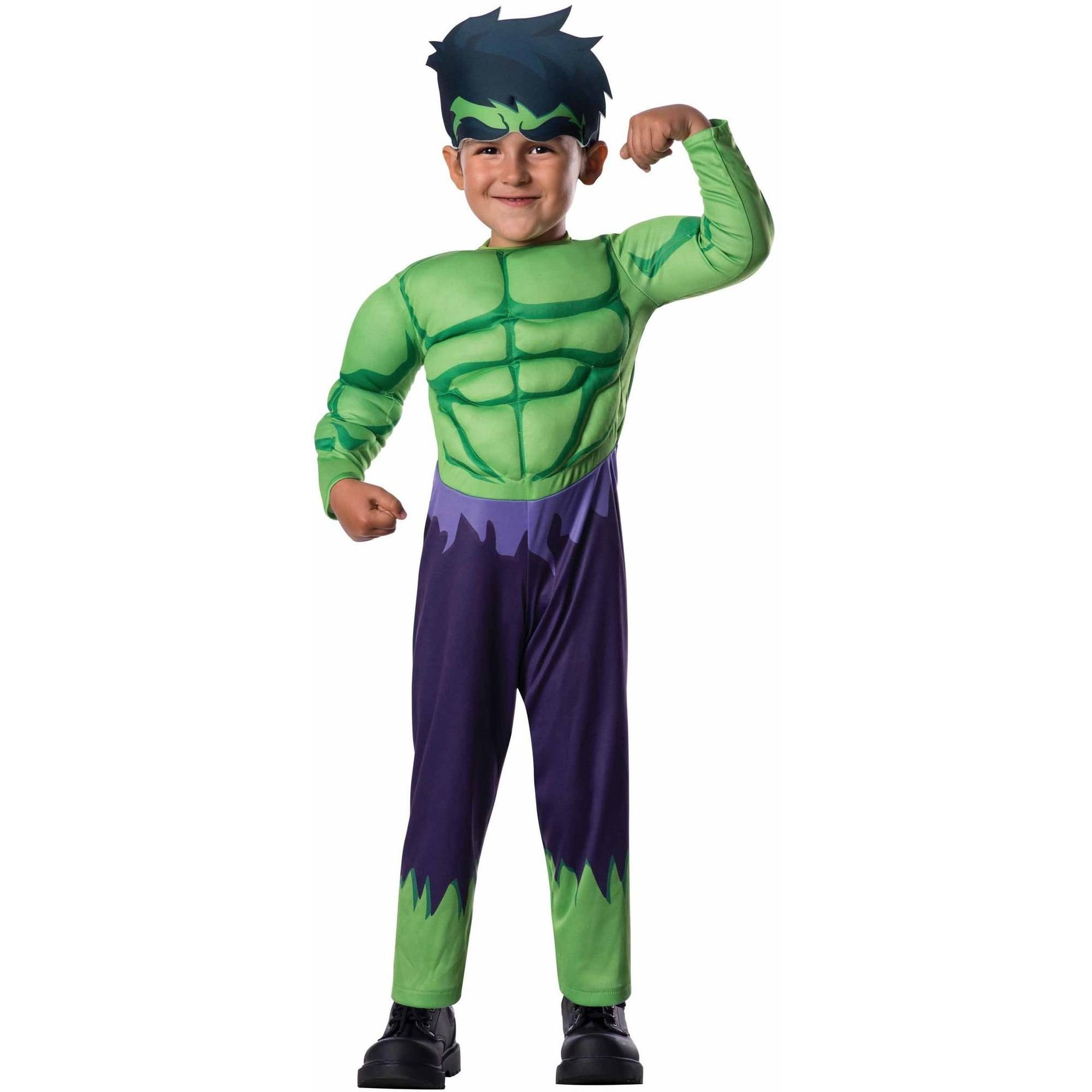 Hulk Toddler's Costume, 2T