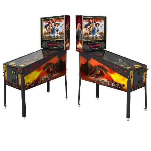 Stern Pinball Stern Game of Thrones Pinball Machine - Lim...
