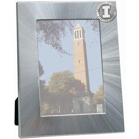 University of Illinois 4x6 Photo Frame