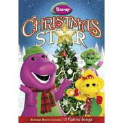 Barney's Christmas Star (DVD)