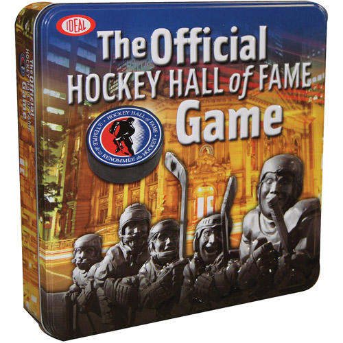 Ideal Official Hockey Hall of Fame Board Game by Ideal Classics