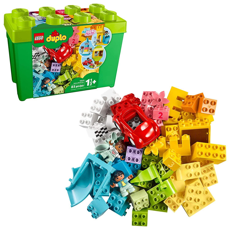 5 LEGO DUPLO Creative Building Kit ~ 85 pieces 5748 Ages 1/½