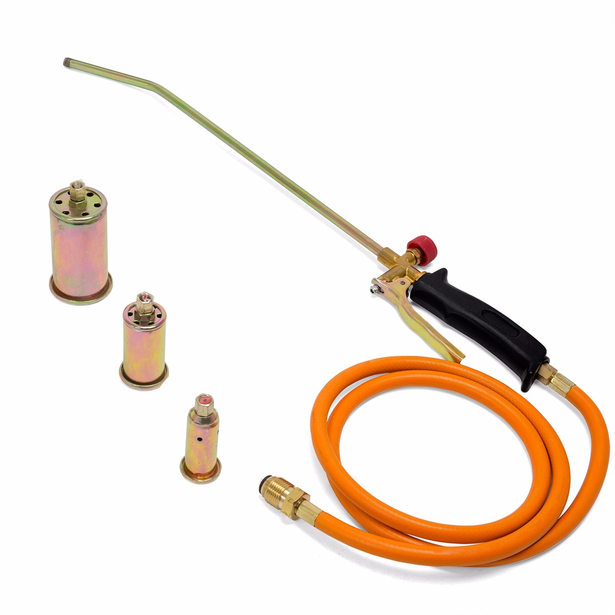 Portable Propane Torch, with 3 Nozzles