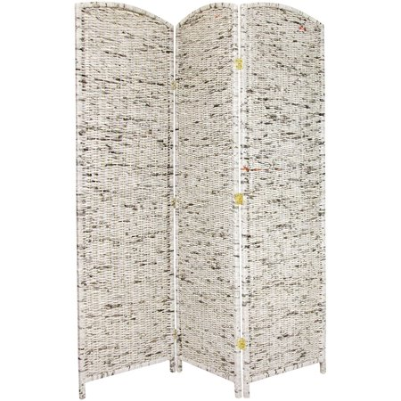 6' Tall Recycled Newspaper Room Divider