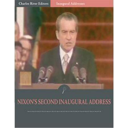 Inaugural Addresses: President Richard Nixons Second Inaugural Address (Illustrated) - eBook