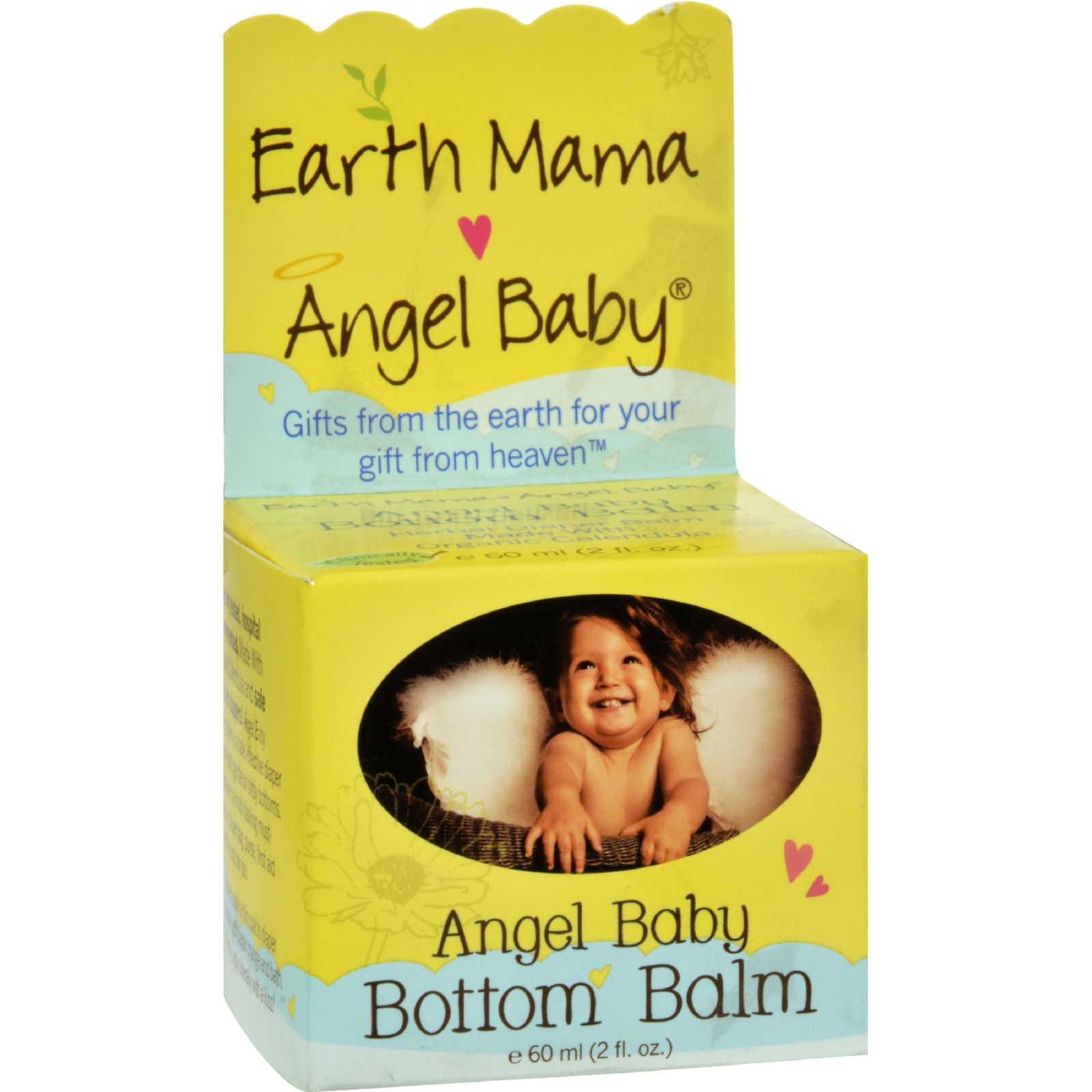 Angel Baby Bottom Balm 60 ml. (2 fl. oz.)