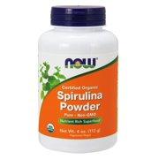 Now Foods Spirulina Powder, 4 oz