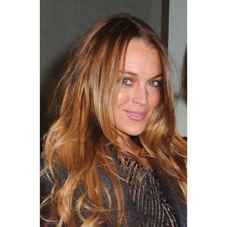 Lindsay Lohan At In-Store Appearance For Matthew Williamson Flagship Store Grand Opening ManhattanS Meat Packing District New York Ny 2152009 Photo By Quoin PicsEverett CollectionEverett Collection (Matthew Williamson Home)